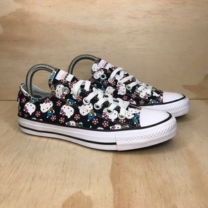 NIB Converse x Hello Kitty  All Star CTAS Low Top